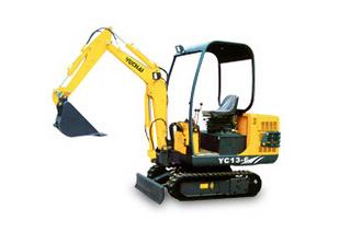 玉柴 YC30-8 挖掘机图片