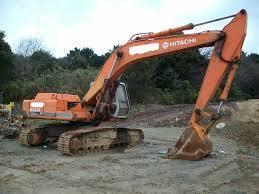 日立EX270LC挖掘机