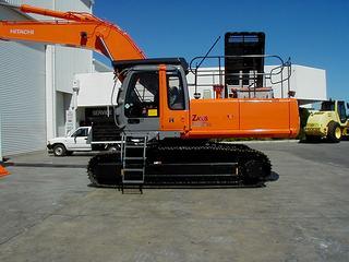 日立ZX350LCK-6挖掘机