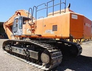 日立EX800H-5挖掘机