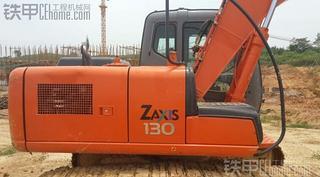 日立EX130K-5挖掘机