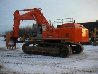 日立EX750LCH挖掘机
