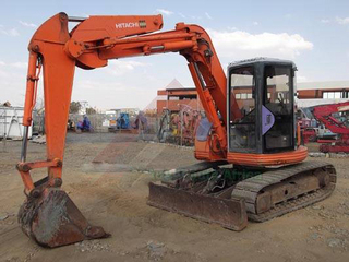 日立EX75UR-3挖掘机