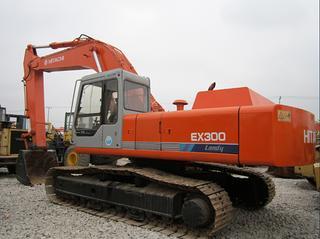 日立EX345USRLC挖掘机