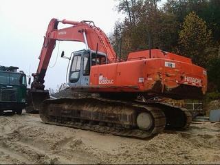 日立EX550挖掘机