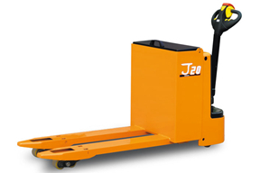 杭叉 CBD20-JC1步行式电动托盘搬运 叉车