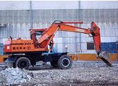 日立 WH04 挖掘机