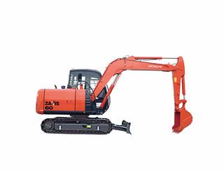 日立ZX60-5G(国产)挖掘机