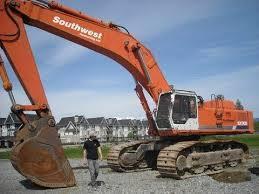 日立EX700挖掘机