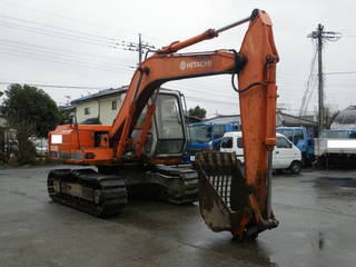 日立EX100挖掘机