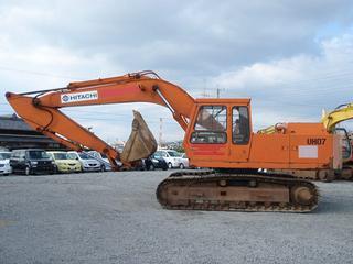 日立EX210挖掘机
