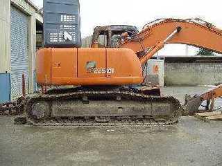 日立EX225SR挖掘机