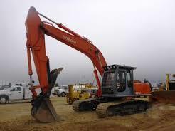 日立 ZX230HHE 挖掘機圖片