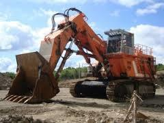 日立EX1800挖掘机