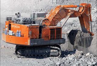 日立EX3600-6BH挖掘机