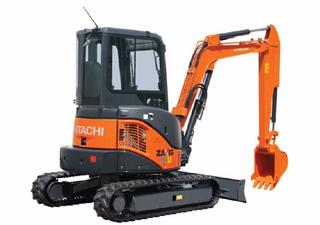 日立ZX35U-3挖掘机