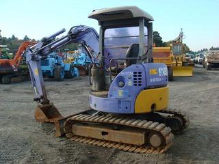 日立EX30UR-3挖掘机