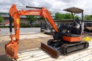 日立ZX30U-3挖掘机