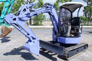 日立EX20UR-3挖掘机