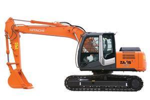 日立 ZX130L 挖掘机图片