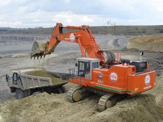 日立ZX1200-5D挖掘机