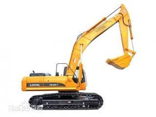 雷沃重工 FR50 挖掘机图片