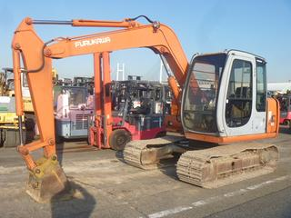 久保田FX60-5挖掘机