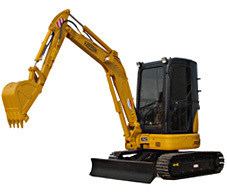 雷沃重工 FR35 挖掘机图片