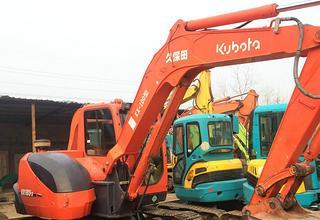久保田KX-185挖掘机