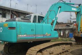 神钢SK230LC挖掘机