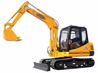 雷沃重工 FR45 挖掘机图片
