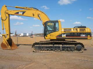 卡特彼勒 330CL 挖掘机