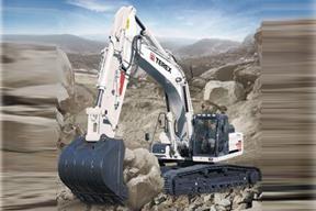 特雷克斯 TXC340LC-2 挖掘机