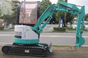 石川岛 IS-9UX3 挖掘机图片