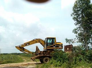 卡特彼勒312BSR挖掘机