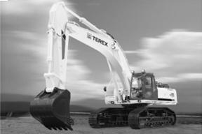 特雷克斯TXC470LC-1挖掘机