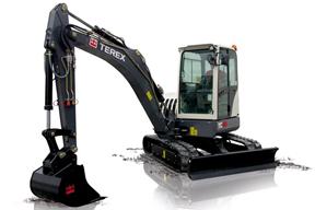 terexTC60挖掘机
