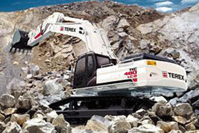 特雷克斯TXC420LC-2挖掘机