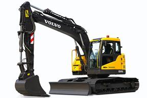 沃尔沃ECR145C挖掘机