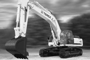 特雷克斯TXC420LC-1挖掘机
