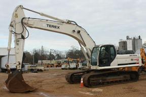 特雷克斯 TXC340LC-1 挖掘机