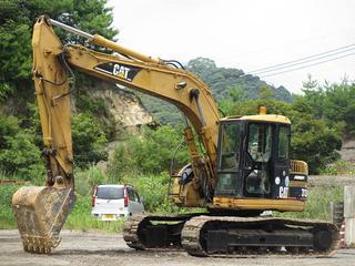 卡特彼勒313BCR挖掘机