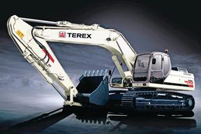 特雷克斯 TXC300LC-2 挖掘机