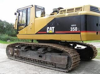 卡特彼勒350L挖掘机