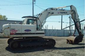 特雷克斯TXC180LC-2挖掘机