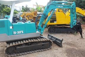 石川岛IS-30FX挖掘机
