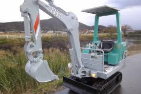 石川岛IS-14PX挖掘机