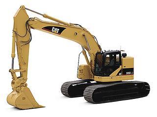 卡特彼勒328DLCR挖掘机