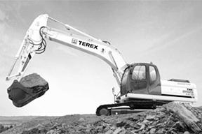 特雷克斯TXC255LC-2挖掘机