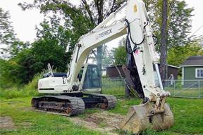 特雷克斯 TXC300LC-1 挖掘机